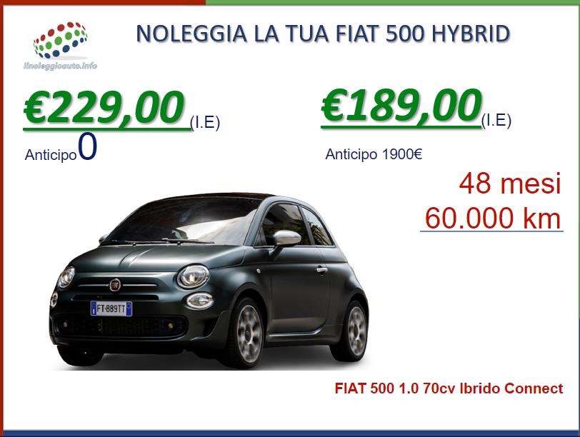 500 Hybrid: POP green